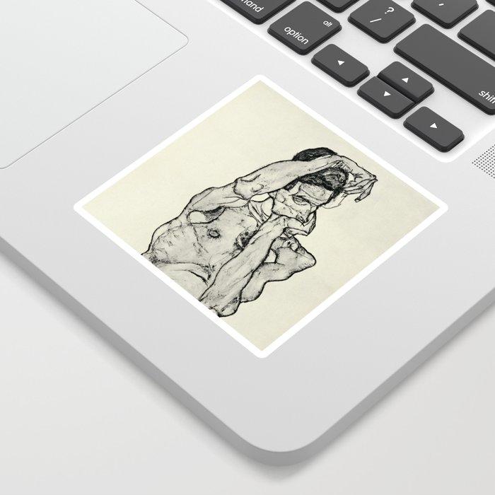 Egon Schiele  -  Zeichnungen II Sticker