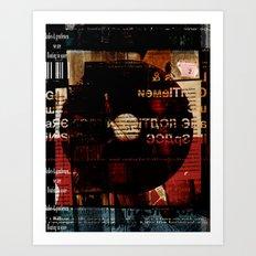 ln Art Print