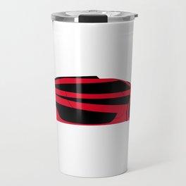 Modern Fast Car Travel Mug