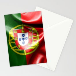 Portugal Flag Stationery Cards