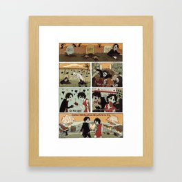 Best Day Ever Framed Art Print