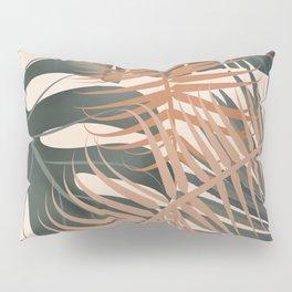 Abstract Tropical Art V Pillow Sham