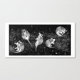 Dillonauts Canvas Print