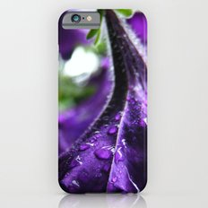 Dew Flowers iPhone 6s Slim Case