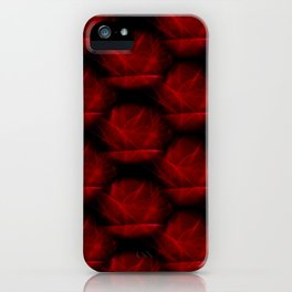 NLE The Voice Of Red Light SFX S6 iPhone Case