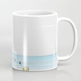 WAIT IT OUT Coffee Mug