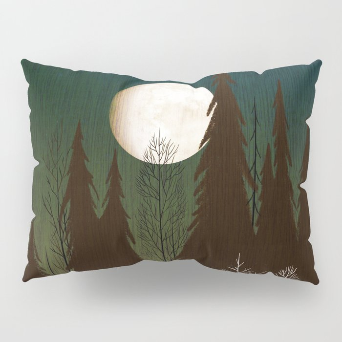 Into The Winter Woods Pillow Sham