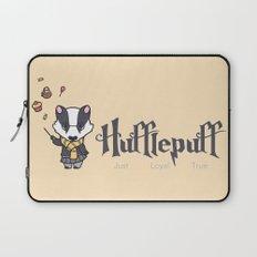 Hufflepuff Laptop Sleeve
