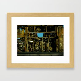 Engine that could Framed Art Print