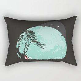 Someone is Watching Rectangular Pillow
