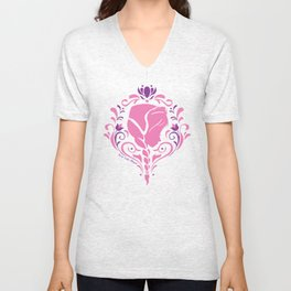Love Will Thaw Unisex V-Neck
