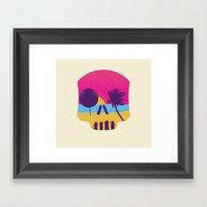 Rampage Alt Framed Art Print