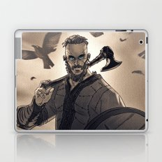 Ragnar Lothbrook Laptop & iPad Skin