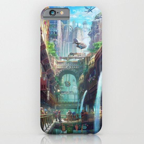 Royal City Escadia  iPhone & iPod Case