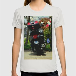 Keep Off The Grass - Or Else T-shirt