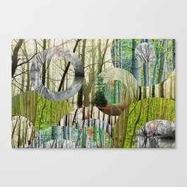 TREE-MENDOUS Canvas Print