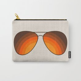 Golden Shades Carry-All Pouch