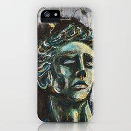 Medusas Glance iPhone Case