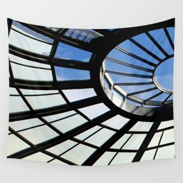 Light From The Sky Wall Tapestry