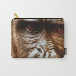COMPASSION OF THE GORILLA Carry-All Pouch