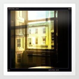 Window In a Window Art Print
