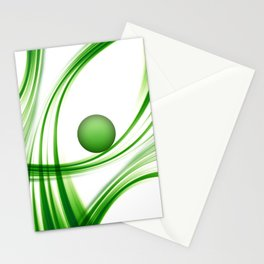 Green 113 Stationery Cards