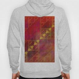 Pattern Decor Hoody