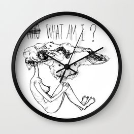what am i Wall Clock