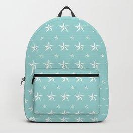 Stella Polaris Turquoise Design Backpack