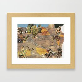 Bring it to Jerome Framed Art Print