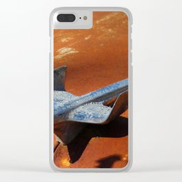 Fly Like An Eagle Clear iPhone Case