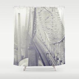 59th street bridge... Shower Curtain