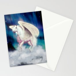 PEGASUS RISING Stationery Cards