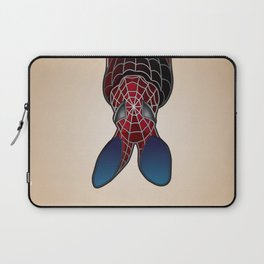 SPIDER BUN Laptop Sleeve