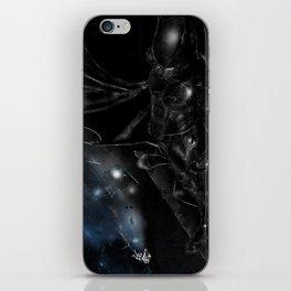 A Dark Knight iPhone Skin