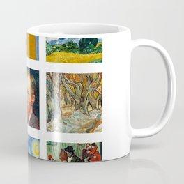 Van Gogh Collection Coffee Mug
