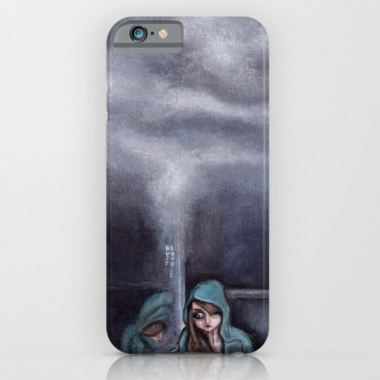 never go home (homesick) iPhone & iPod Case