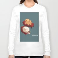 psychology Long Sleeve T-shirts featuring Chessy goes to Psychology  by ivanov1ch