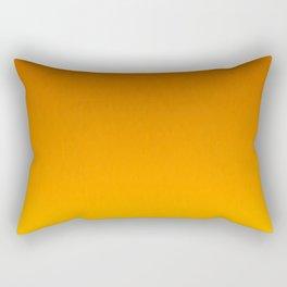 Honey Brown Orange Yellow Ombre Flames Rectangular Pillow
