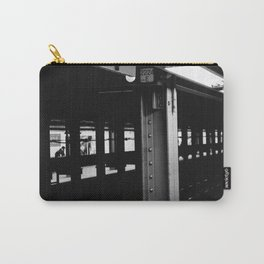 Brooklyn Subway Carry-All Pouch