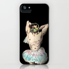 Master Chief Ballerina.  iPhone Case