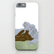 Pelean Volcanic Eruption iPhone 6s Slim Case