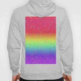 Rainbow Fairy Kei Pattern Hoody