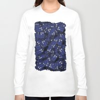 doctor Long Sleeve T-shirts featuring Tardis by 10813 Apparel