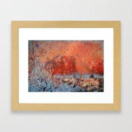 Santa Marta (Coagula) Framed Art Print