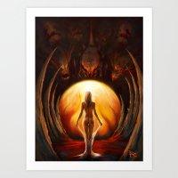 Sacred Rite Art Print