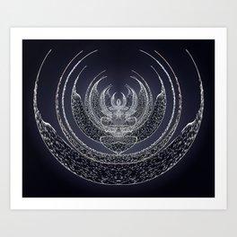 believe in dreams Art Print