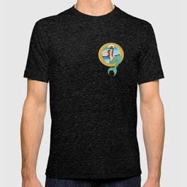 Mermaid Pin-up T-shirt