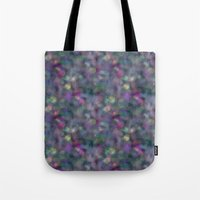 hologram Tote Bags featuring Dark holographic by ravynka