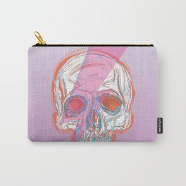 space rockstar skull Carry-All Pouch